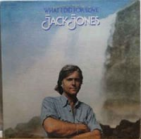 Jack Jones - What I Did For Love (1975, Vinyl)