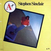 Cover Album of Stephen Sinclair - A+ (1977, Vinyl)