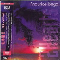 Cover Album of Maurice Bega - 2 Hearts (2003, Mini-LP w/OBI, Bonus Track)