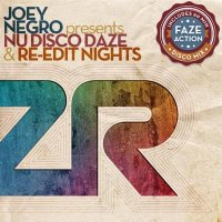 VA - Joey Negro Presents Nu Disco Daze & Re-Edit Nights (2012)