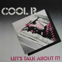 Cool'r - Let's Talk About It (1986, Vinyl)