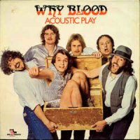 Why Blood - Acoustic Play (1979, Vinyl)