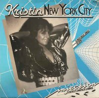 Kristin - New York City (1985, Picture Sleeve, Vinyl)